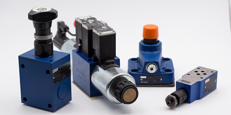 Produkte hydraulische Komponenten 800x400